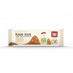 RAW BARS ABRICOT&CANNELLE -...