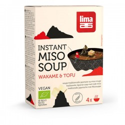 INSTANT MISO SUPPE WAKAME...