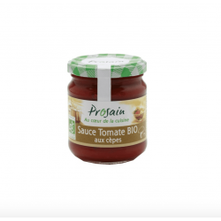 SAUCE TOMATE AUX CEPES 200G